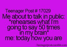 O.o This is me