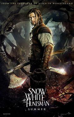 blanche neige et le chasseur (le chasseur)