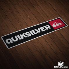 Pegatina Quiksilver 3