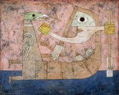 Consciousness of Shock, 1951  Victor Brauner