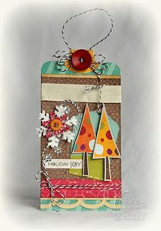 Tag Designed by Amy Sheffer
