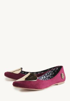 Amy Indie Heart Flats