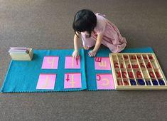 Matching Large Movable Alphabet with Sandpaper Letters at Montessori Kids Academy, Kuala Lumpur, Malaysia Montessori Activities, Alphabet Activities, Sandpaper Letters, Kuala Lumpur, Phonics, Diy For Kids, Grammar, Literacy, Kindergarten