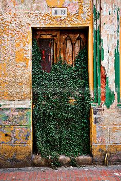 Fine Art Door Images - Jeffrey Anderson Photography