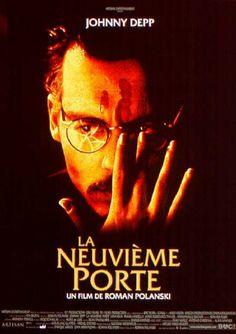 Un film que j'ai vu plusieurs fois. Si ça, c'est pas de la passion ! ;-) 1999 LA NEUVIEME PORTE