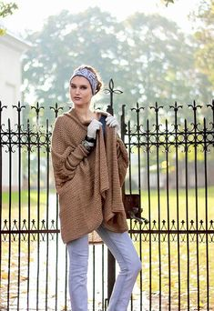 Oversize Cardigan Wool Cardigan Knit Cardigan by BVLifeStyle Oversized Knit Cardigan, Brown Cardigan, Wrap Cardigan, Oversized Cardigan, Knitted Coat, Knitted Shawls, Loose Fit, Lace Scarf, Blue Wool