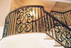 Cheap Stair Parts - Tuscany Termination Left, $213.00 (http://cheapstairparts.com/tuscany-termination-left/)