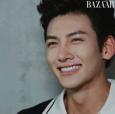 He's so dreamy omg Ji Chang Wook Smile, Ji Chang Wook Healer, Ji Chan Wook, Song Hye Kyo, Song Joong, Asian Celebrities, Asian Actors, Korean Actors, Korean Dramas