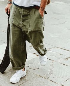 Not all sizes are listed online so dm us if you don't find what you're looking for ✌🏽Photo: Military Fashion, Mens Fashion, Street Fashion, Fashion Tips, Streetwear, Mode Hip Hop, Looks Style, My Style, Der Gentleman