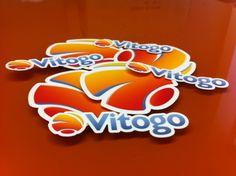 Vitogo stickers!