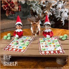 7 FREE Elf on the Shelf printables! | Elf on the Shelf Ideas | #ScoutElfIdeas