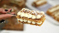Տոնական Նապոլեոն - Mille Feuille Recipe - Napoleon - Heghineh Cooking Sh...