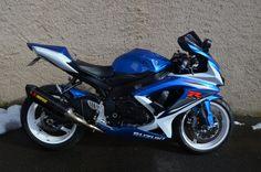 Suzuki Gsx R 750, Gsxr 750, Suzuki Motorcycle, Motorcycle Gear, Custom Motorcycles, Custom Bikes, Super Bikes, Zoom Zoom, Dirt Bikes