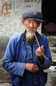 Anciano Chino (China)