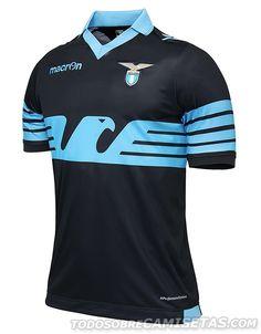 Lazio Macron 15/16 Away Kit