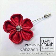 Handmade lapel pins by Handsomelittlething. Visit www.handsomelittlething.com for more design Little Things, Lapel Pins, Band, Handmade, Design, Sash, Hand Made, Bands