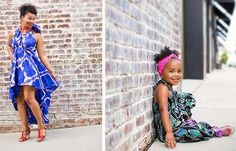 Can't get enough of this mother and daughter fashonistas!