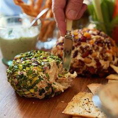 Ultimate Cheese Ball Recipes Cheese balls have been party staples since the 1920s, and they're only getting better with age. These 10 fresh twists on the savory classic will help keep your crowd's hunger in check.