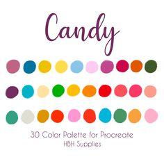 Pastel Colour Palette, Colour Pallete, Colour Schemes, Color Palettes, Color Combinations, Color Mixing Chart, Color Blending, Ipad Art, Color Swatches