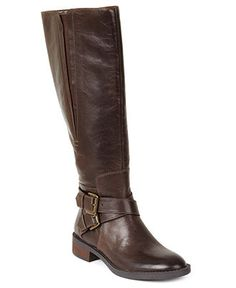Enzo Angiolini Shoes, Scarly Riding Boots - Boots - Shoes - Macy's, I need chocolate brown boots, trying to decide which ones...