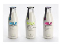 Creative Milk Packaging