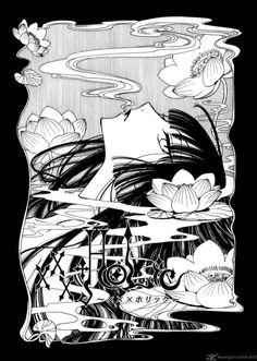 Yuko xxxHolic manga
