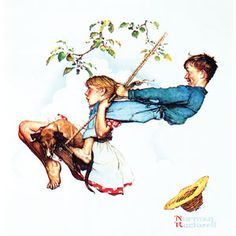 Young Love: Swinging