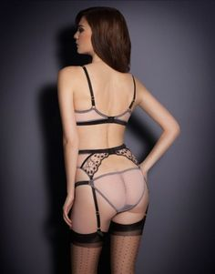 3f285e453b Agent Provocateur Ambrose Sheer Clothing