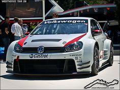"VW Golf Mk6 Race car ""GTI 35"" by retromotoring, via Flickr"