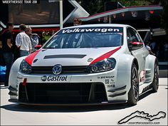 "VW Golf Mk6 Race car ""GTI 35"" by retromotoring, via Flickr"