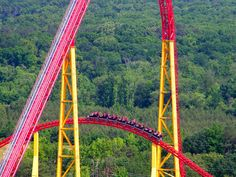 Are you looking for Top 10 Roller Coasters in the world? You are at right place to differentiate the top 10 roller coasters in the world.