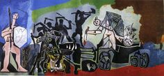 War and Peace by Picasso