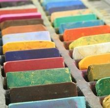 Artist Supplies, My Art Studio, Colorful Pictures, Oil Pastels, Crafts, Sticks, Website, Google Search, Colorized Photos