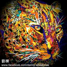 amazing art quilts, check out his facebook page