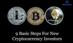 9 Basic Steps For New Cryptocurrency Investors cryptocurrency to invest 2018 to invest in bitcoin Blockchain Solution & cryptocurrency development Bitcoin Mining Pool, Bitcoin Mining Hardware, Silver Investing, Coin Prices, Crypto Coin, Bitcoin Transaction, Cryptocurrency Trading, Blockchain Technology, Crypto Currencies