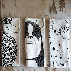 Gingiber Dog Tea Towel Bundle Set of 3 | eBay