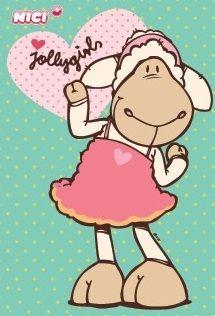 NICI: Jolly Frances:)