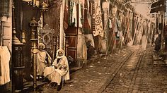 Rare color images of a lost North Africa