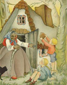 Hansel & Gretl Brünhild Schlötter