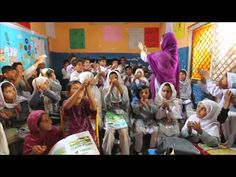 Scenes from schools around the world - YouTube