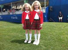 Tartan-clad twins come from family steeped in golf heritage | RBC Heritage Tournament | The Island Packet