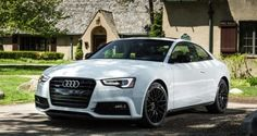 Новинка немецкого автопрома - Audi A5 Coupe II - красота, надежность и…