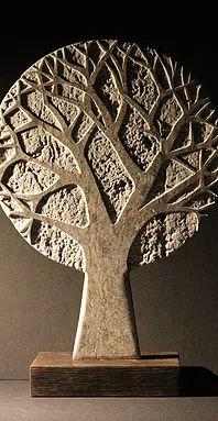 michael disley sculpture Stone Carving Sculpture Granite Mike Disley | Marble Trees