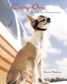 Carry-Ons: Traveling Chihuahuas by Sharon Montrose http://www.amazon.com/dp/1584793228/ref=cm_sw_r_pi_dp_ediwub09R6PW8