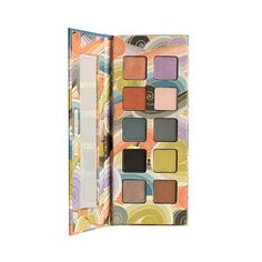 Pacifica Beachy Punk Mineral Eye Shadow Palette .2oz, Beach Goth ($18) ❤ liked on Polyvore featuring beauty products, makeup, eye makeup, eyeshadow, beach goth, mineral eyeshadow, shiny eyeshadow, pacifica, palette eyeshadow and glossy eyeshadow