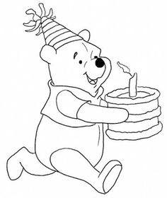 happy birthday to america's favorite mouse! . . . . #mickeymouse ... - Pooh Bear Coloring Pages Birthday