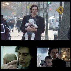 So I just watched Hungry Hearts (2014) all I have to say is Adam did a wonderful job acting in this film. He played as a worried caring father to his infant son. So protective and so loving to his son I mean just look at him I'm glad that girl got what she deserved in the end. What a psycho. Have you guys seen the movie? What are your thoughts #reylo #reyloforeverandeverandcanon #reyloiscanon #starwars #starwarsfandom #starwarscanon #bensolo #reyxben #benxrey #kylorenandrey #theforceawakens…