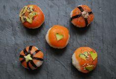 temari sushi - recette simple