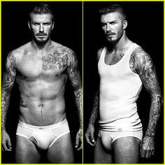 No words.... #DavidBeckham