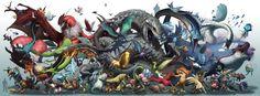 Realista Pokemon-Season 2 por arvalis